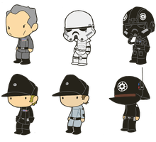 Lil' Imperials by toadcroaker