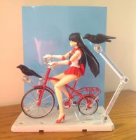 Taking a ride sailor mars SHF by TennyCap