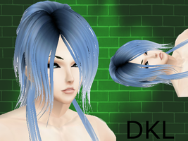 DKL!Elusive Blue! by StageTechy1991