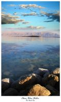 Clear Blue Water by tomarie