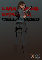 Lara Casual Explorer - CELL SHADED!!!! by carbint