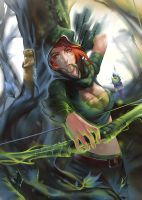 Windrunner by babepig