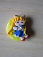 puffy sailor moon by Zoeira