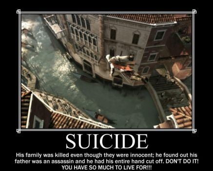 Suicide - ASII by Volts48