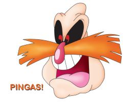 Robotnik PINGAS by blacksoar