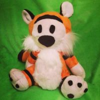 Hobbes Plush by Glacideas