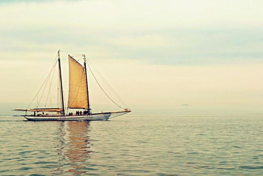 Sailboat by Golden-star-fall