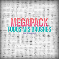 ++Megapack todos mis brushes by Graphic-Light