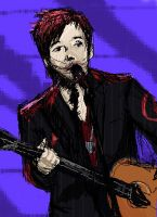 David Cook by FoxyRoxy237
