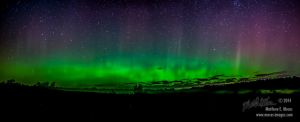 Late Summer Aurora by MosesImages