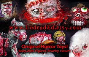 ADSpace  AD  UNDEAD ED by Undead-Art