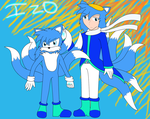 Izo the Fox (Contest Entry) by CatGirlSLP