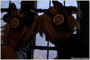 Magnet: Hiding Our Love In the Dark by CosplayerWithCamera