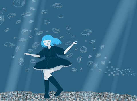 Jelly Friends by foxell16-vocaloid