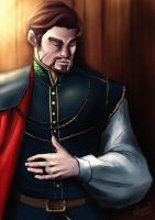 Lord Cousland by ximena07