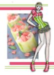 Watermelon Delight by Evellynn