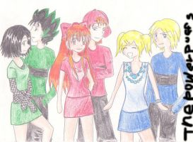 PPG-RRB teens by Legg0MyEd0
