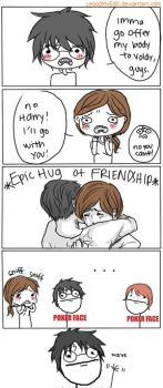 HP 7.5: Ron and Harry... by Legg0MyEd0