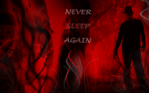 Freddy Krueger Wallpaper 2 by SlaveWolfy