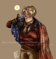 America Copia2 by Giulyblader