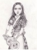 Alice Madness returns by Donya-M