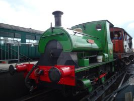 The Original 'Percy' by JD-Ripper