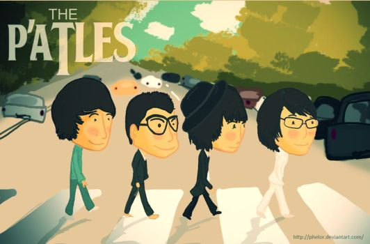 The P'atles by Phelor