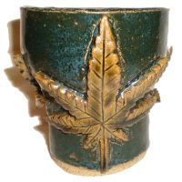 Cannabis Cup #5 by aberrantceramics