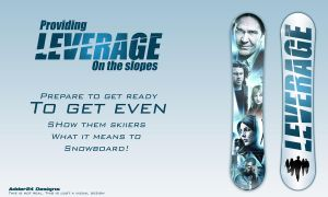 Leverage Snowboard by Adder24