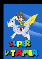 Super v-tamer world by interocativo