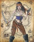 Pirate Girl 2 by jayfrench