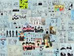 When It's 64: My Anime Beatles Art Collage by Radical-Rhombus-XD