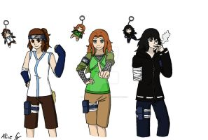 Team 16 New by Mangapainter22