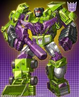 Devastator G-1 by Dan-the-artguy