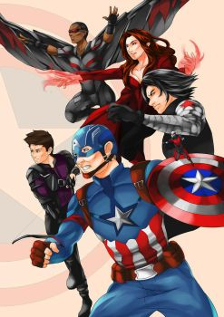 TeamCap by kevzter