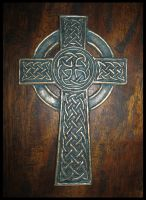celtic cross by toneloperu