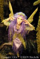 Glorious Faerie - Full view by GossamerGlen