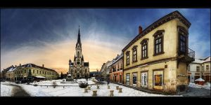 Hungarian cityscapes pt.VII. by realityDream