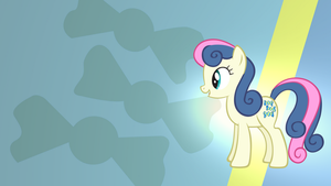 Bon Bon Gradient Wallpaper by RDbrony16