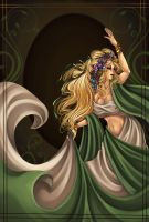 mother nature by Harpyqueen