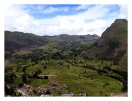 From Pisac by Boofunk