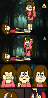 Gravity Falls.- I'm here for make you fall by yusunaby