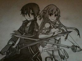 SAO by BeyondBlood4