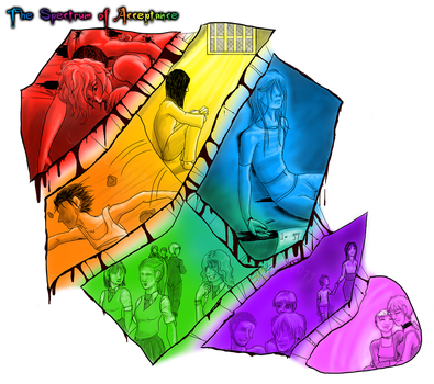 Spectrum of Acceptance by Absolute-Sero