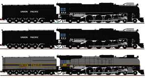 Union Pacific 844 by o484