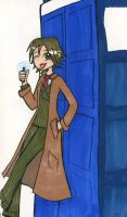 Lady Doctor by tomato-bird