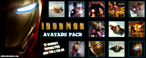 IronMan Avatars Pack by Ph0eN