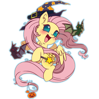 Yay! Halloween Is Coming! by Pauuh