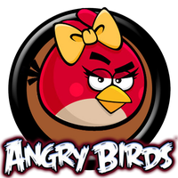 Angry birds by kerbero345