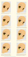 how to make Mikami eyes by Mikamichan